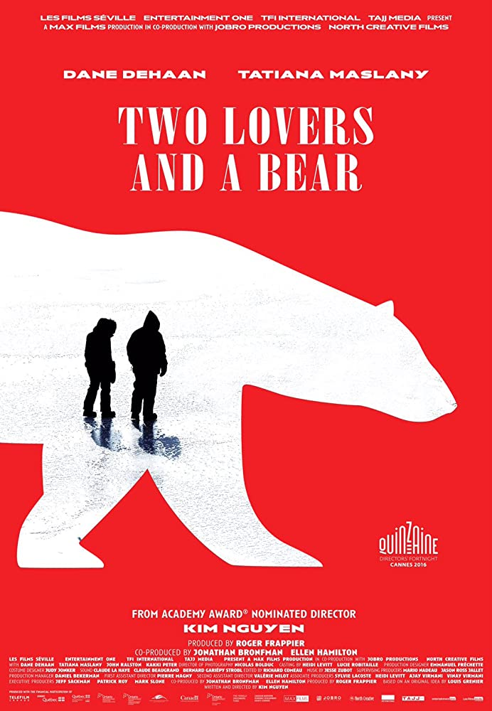 Nonton Two Lovers and a Bear (2016) Subtitle Indonesia