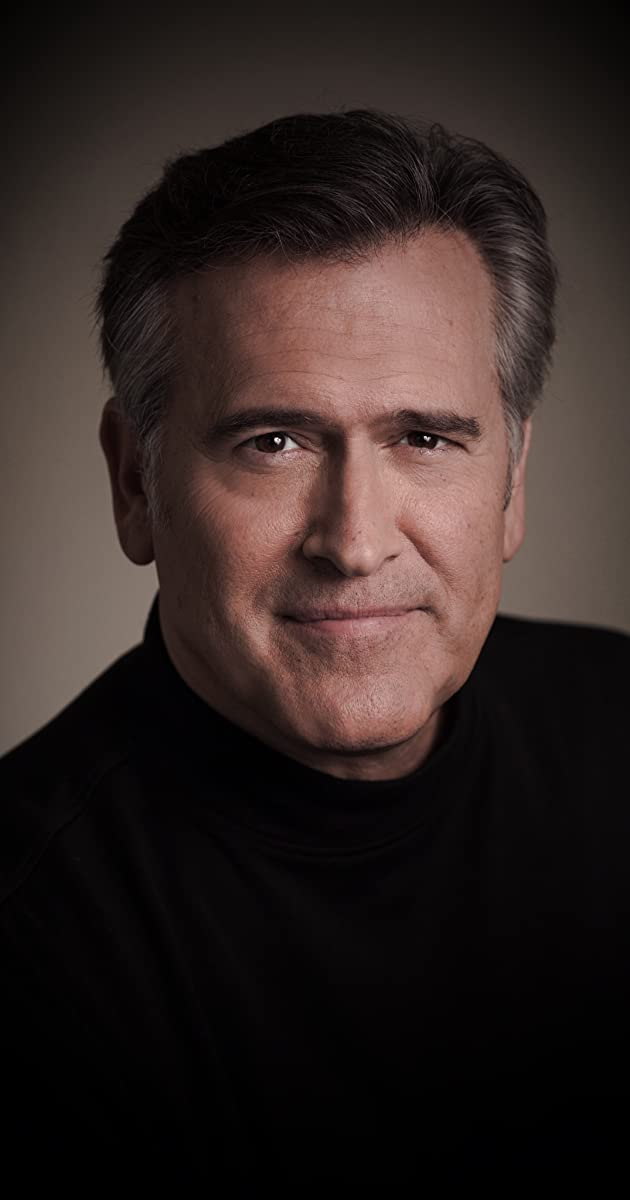 Bruce Campbell - IMDb Bruce Campbell