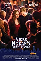 Nick and Norah's Infinite Playlist (2008) Poster