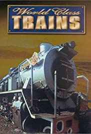 World Class Trains Poster