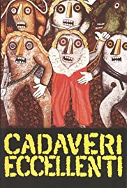 Cadaveri eccellenti(1976) Poster - Movie Forum, Cast, Reviews