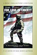 Primary image for For Love of Liberty: The Story of America's Black Patriots