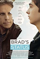 Ben Stiller and Austin Abrams in Brad's Status (2017)