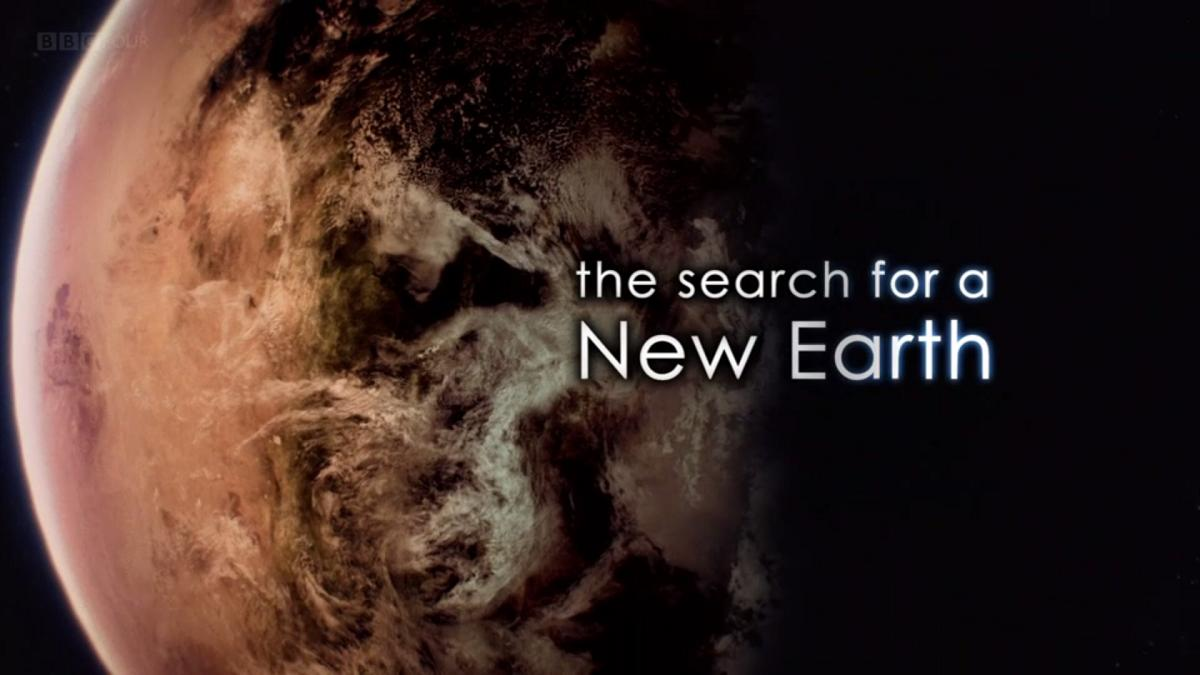 image The Search for a New Earth (2017) (TV) Watch Full Movie Free Online