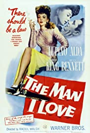 The Man I Love (1947) Poster - Movie Forum, Cast, Reviews
