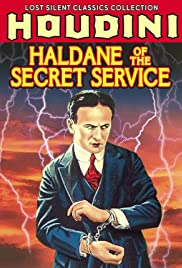 Haldane of the Secret Service Poster