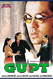 Gupt: The Hidden Truth (1997) Poster - Movie Forum, Cast, Reviews