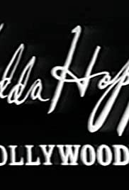 Hedda Hopper's Hollywood Poster
