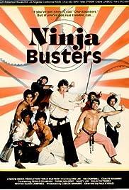 Ninja Busters Poster