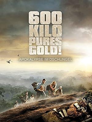 600 kilos de puro oro -