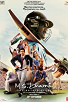 M.S. Dhoni: The Untold Story (2016) Poster