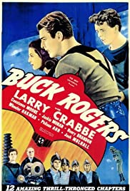 Buck Rogers (1939) Poster - Movie Forum, Cast, Reviews