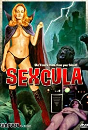Sexcula Poster