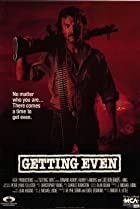 Getting Even (1986) Poster