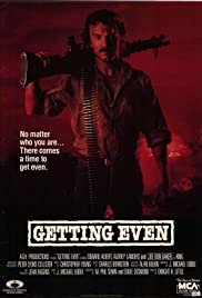 Getting Even (1986) Poster - Movie Forum, Cast, Reviews