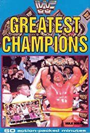 Wrestling's Greatest Champions Poster