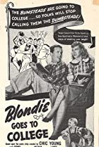 Image of Blondie Goes to College