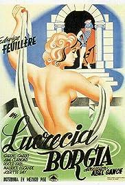 Lucrezia Borgia(1935) Poster - Movie Forum, Cast, Reviews