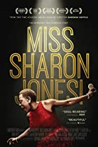 Image of Miss Sharon Jones!