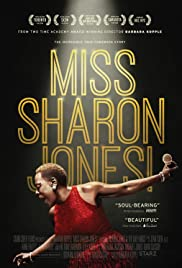 Miss Sharon Jones! (2015) Poster - Movie Forum, Cast, Reviews