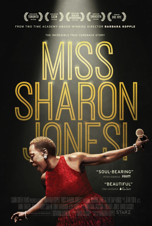 image Miss Sharon Jones! Watch Full Movie Free Online
