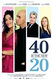 40 Is the New 20 Poster