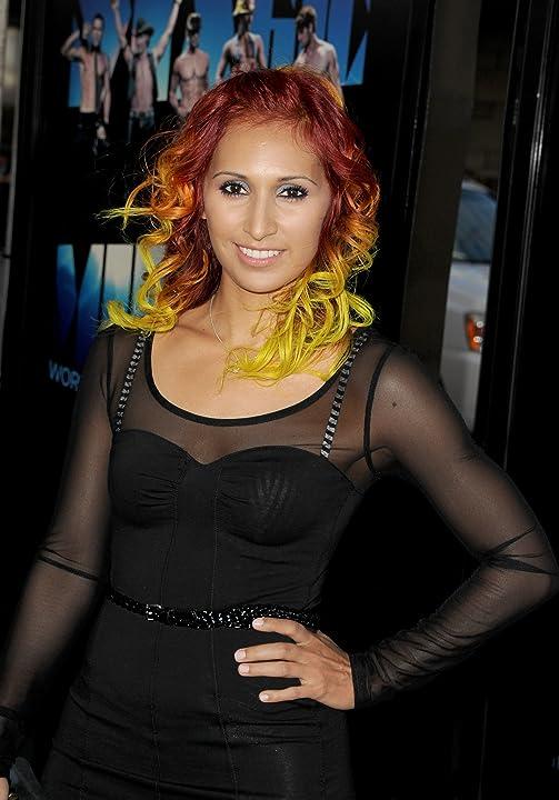 Teresa Espinosa at an event for Magic Mike (2012)