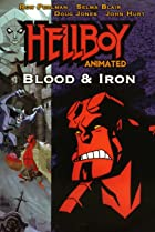 Image of Hellboy Animated: Blood and Iron