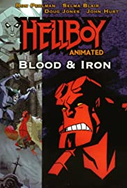 Hellboy Animated: Blood and Iron Poster