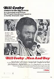 Man and Boy(1971) Poster - Movie Forum, Cast, Reviews