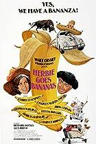 Herbie Goes Bananas (1980) Poster
