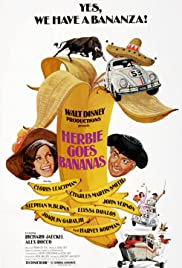 Herbie Goes Bananas(1980) Poster - Movie Forum, Cast, Reviews