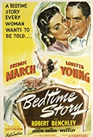 Bedtime Story (1941) Poster - Movie Forum, Cast, Reviews