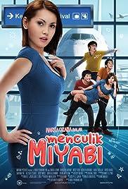 Menculik miyabi Poster