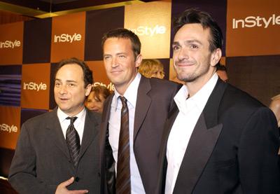 Hank Azaria, Matthew Perry, and Kevin Pollak