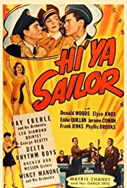 Hi'ya, Sailor Poster