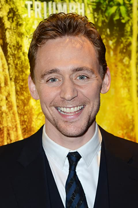 Tom Hiddleston at an event for Life of Pi (2012)