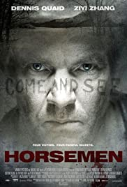 Horsemen (2009) Poster - Movie Forum, Cast, Reviews