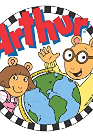 Arthur Read: Super Saver/Tibbles to the Rescue Poster