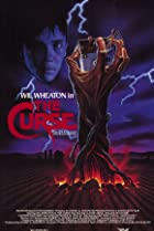 The Curse (1987) Poster