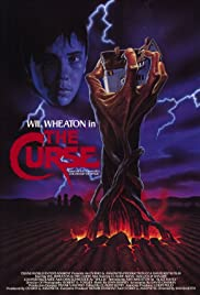 The Curse (1987) Poster - Movie Forum, Cast, Reviews