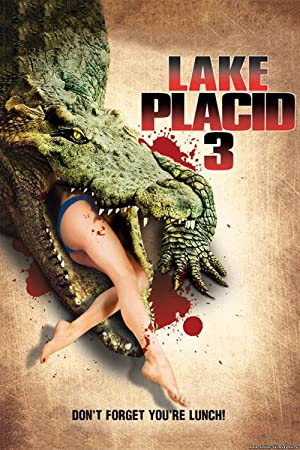 Lake Placid 3 poster