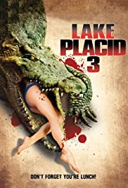 Lake Placid 3 (English)
