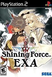 Shining Force EXA Poster