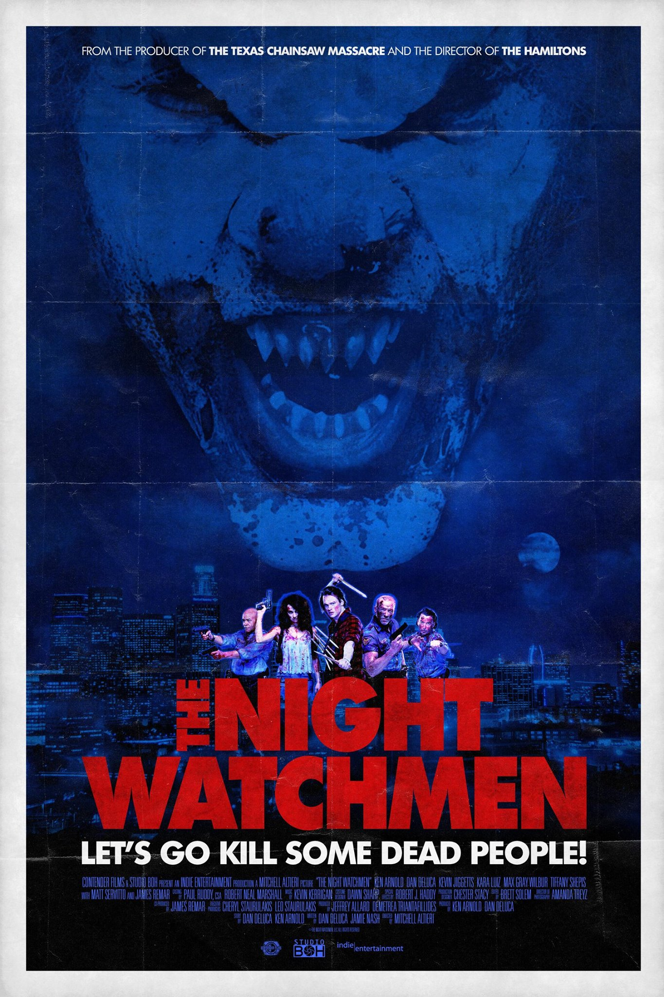 image The Night Watchmen Watch Full Movie Free Online