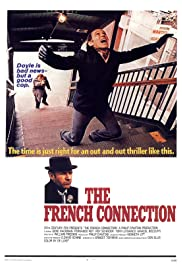 The French Connection (1971) Poster - Movie Forum, Cast, Reviews