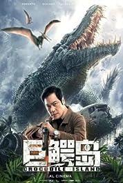Crocodile Island poster
