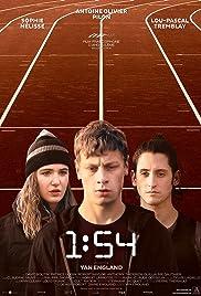 1:54(2016) Poster - Movie Forum, Cast, Reviews