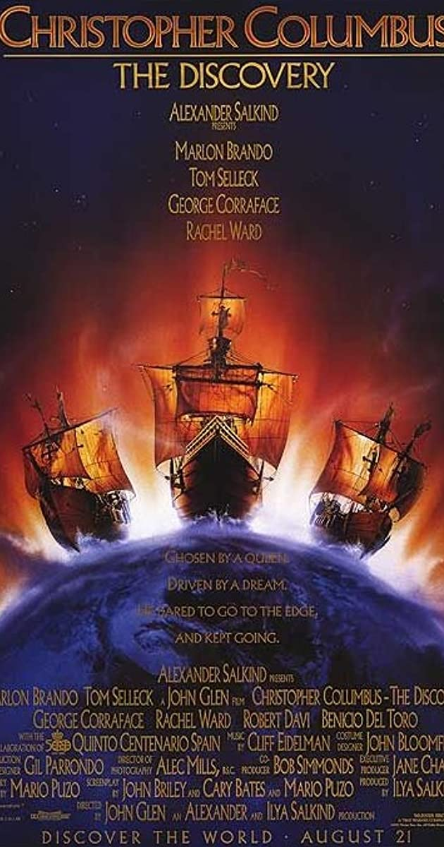 Trailers For Less >> Christopher Columbus: The Discovery (1992) - IMDb
