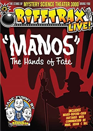 RiffTrax Live: Manos – The Hands of Fate (2012)
